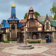 PHOTOS: In-Depth Look at Fantasy Faire at Disneyland