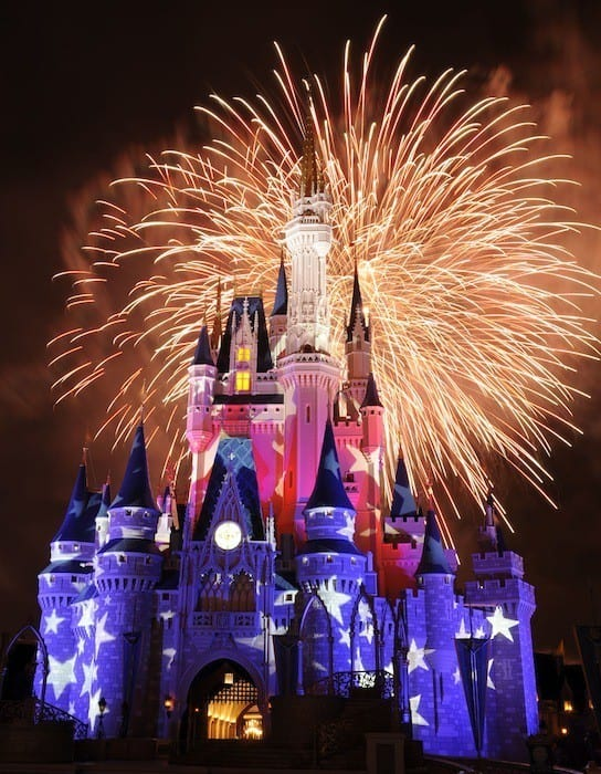 The Magic Kingdom is due for a new fireworks extravaganza