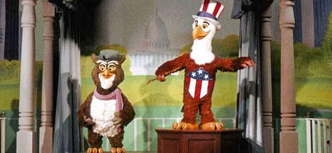America Sings at Disneyland, 1974-1988