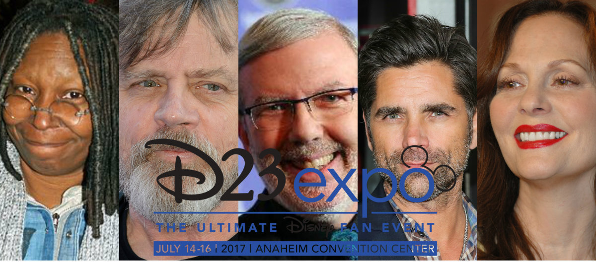 Legends of Imagineering, Hercules 20th Anniversary, Snow White 80th Anniversary, and More Join D23 Expo's Roster of Exciting Presentations