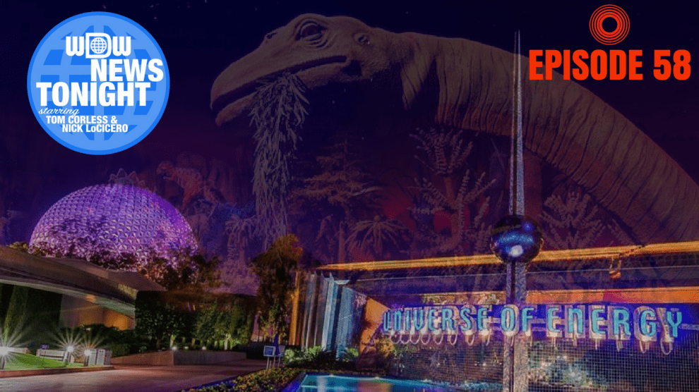 TONIGHT on WDW News Tonight (8/2/17) – WDW's Greatest Mistakes, The Map Game Destroys the Studios, & Weird World Showcase Food
