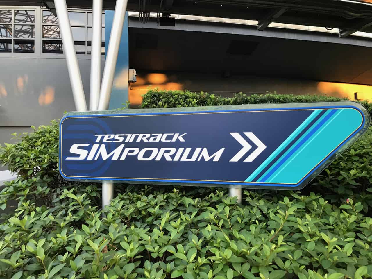 PHOTOS, VIDEO: New Test Track SIMporium Debuts with New Decor and Lighting Effects