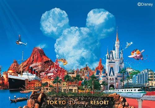 BREAKING: Tokyo Disney Resort to Spend $2.7 Billion on Further Expansion by 2025