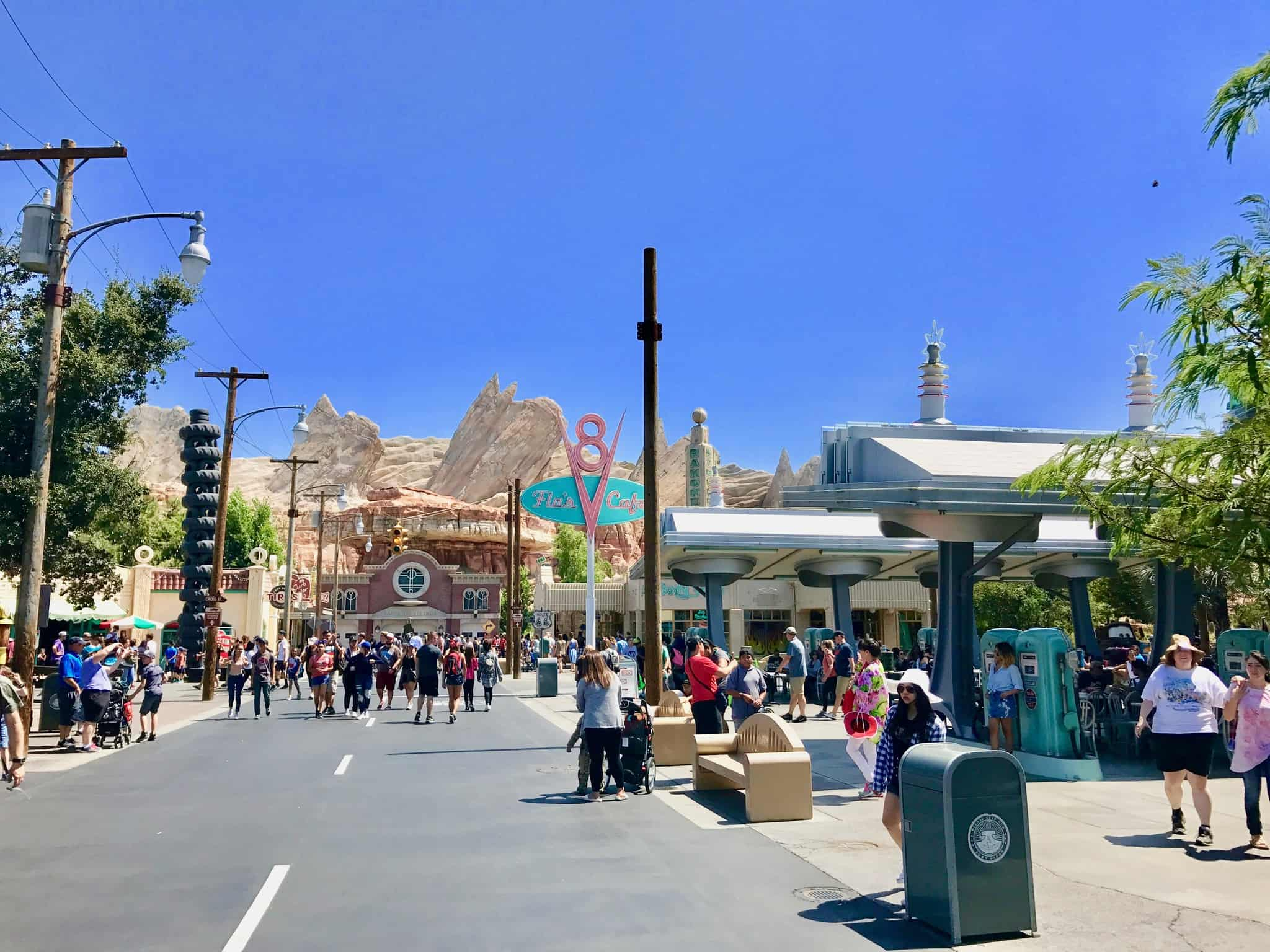 Cars Land Breakfast Rally Add-On Event in the Works for Disney California  Adventure - WDW News Today