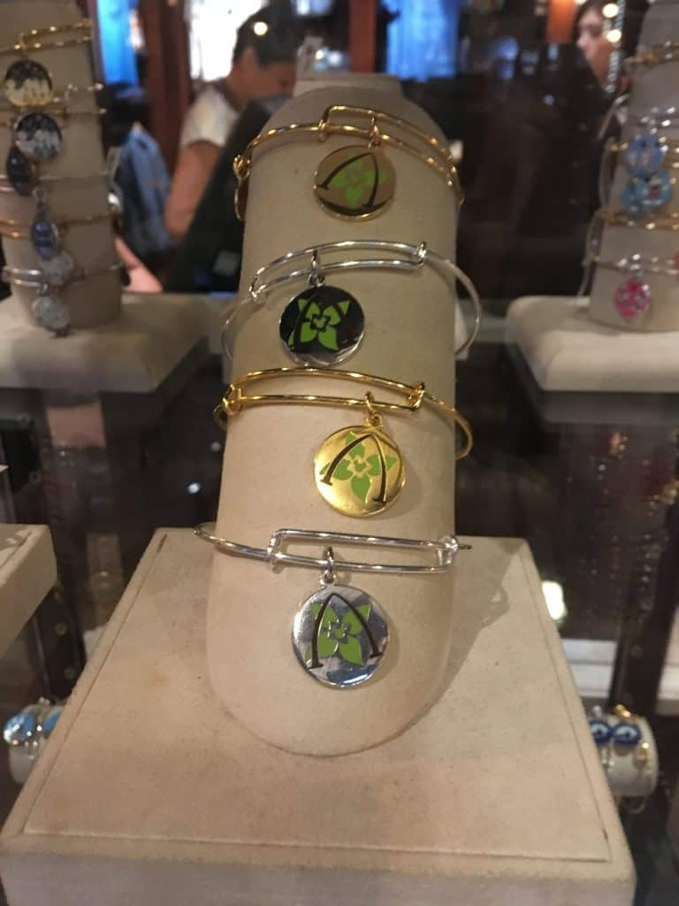 Aulani-exclusive Alex and Ani bracelets, found in Kālepa's Store