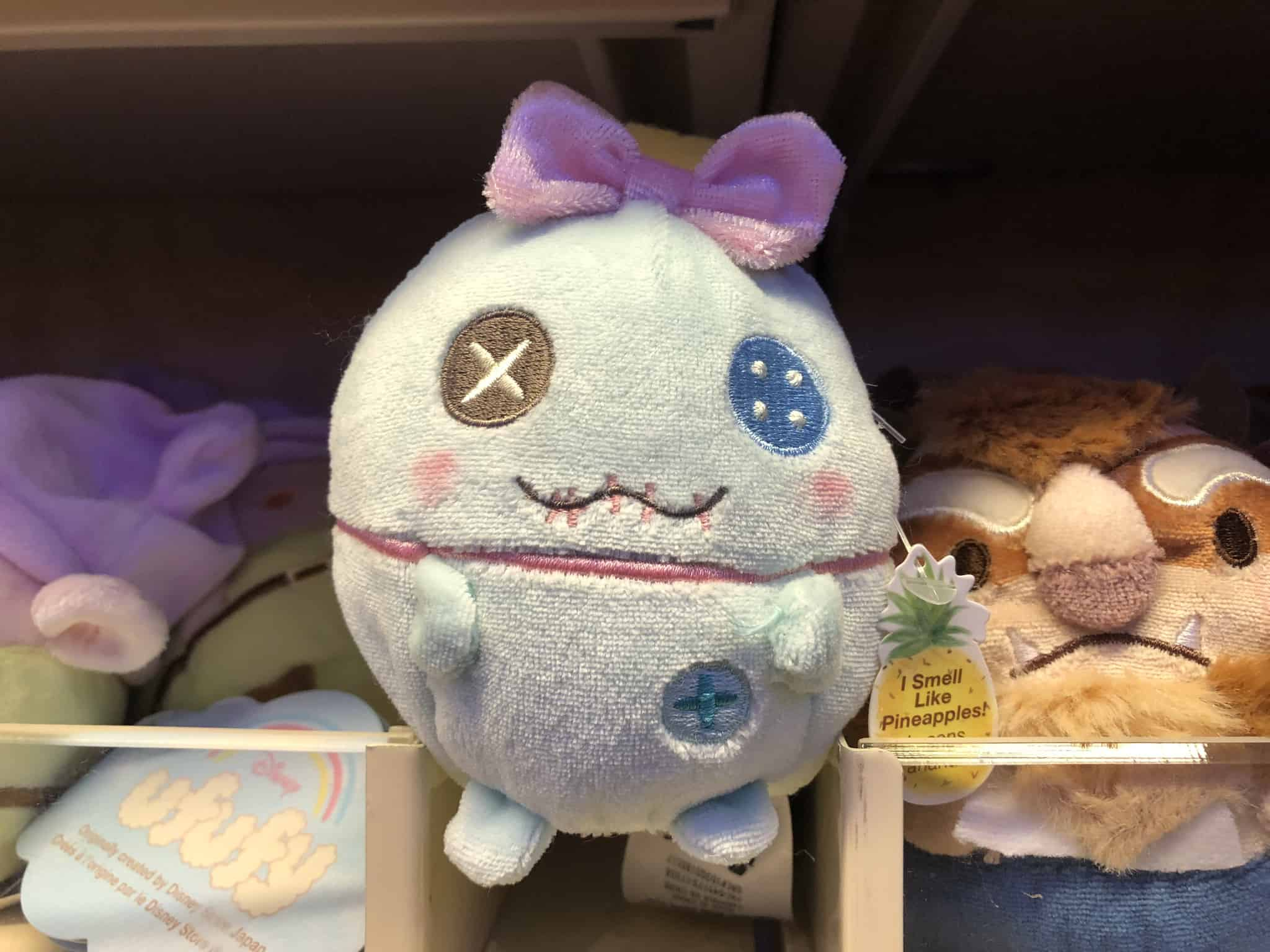 """A new plush Ufufy Scrump from """"Lilo and Stitch"""" is available at Disneyland as of May 4, 2018"""
