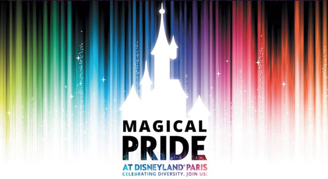 Magical Pride Disneyland Paris