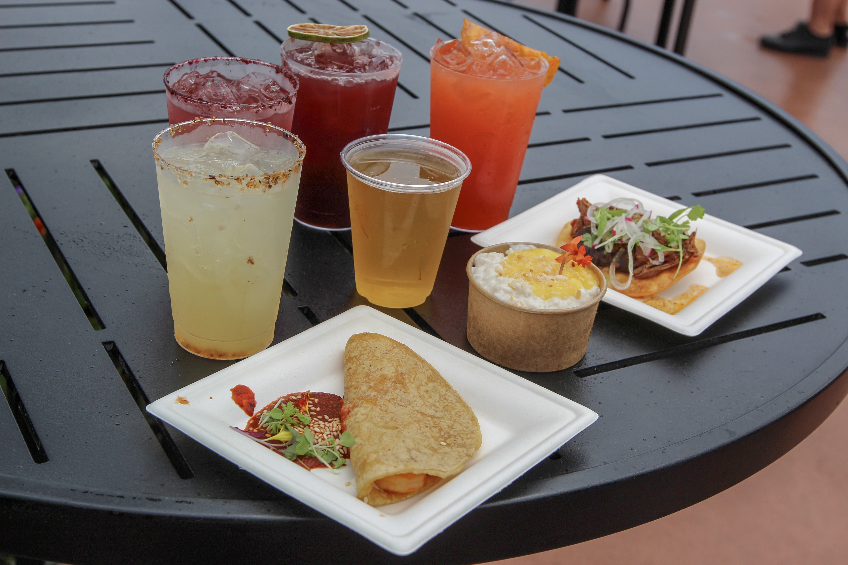 Epcot Food & Wine 2018 Mexico Offerings