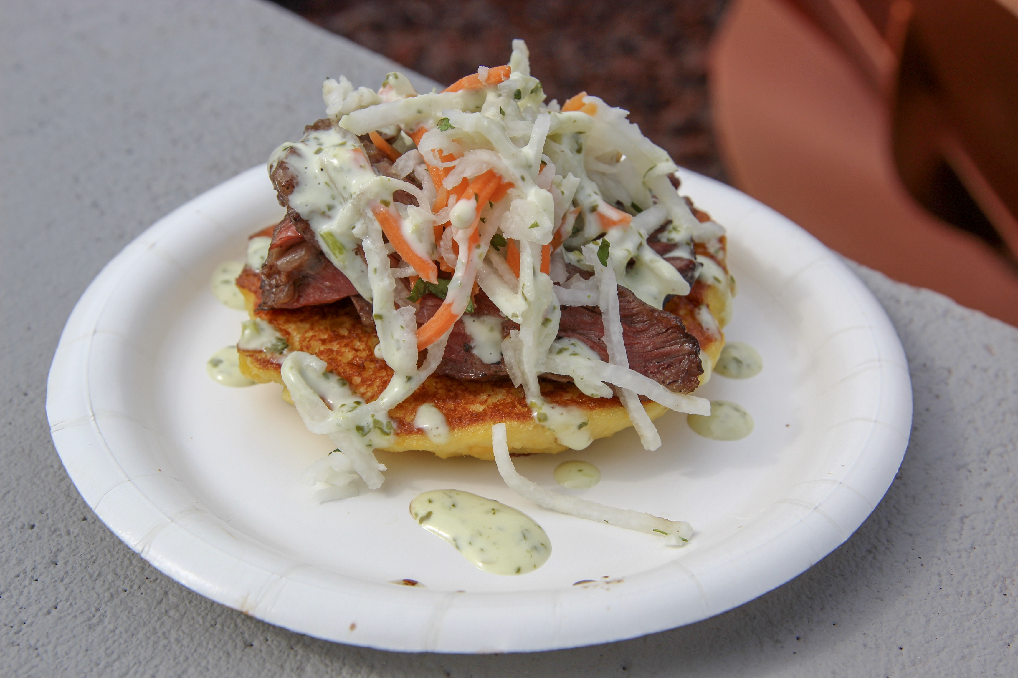 Epcot Food and Wine 2018 Flavors from Fire