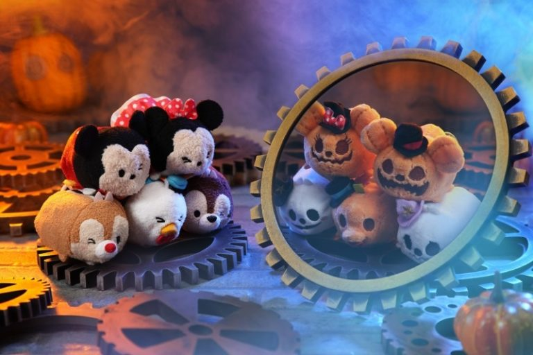 Hong Kong Disneyland Disney Halloween Time 2018