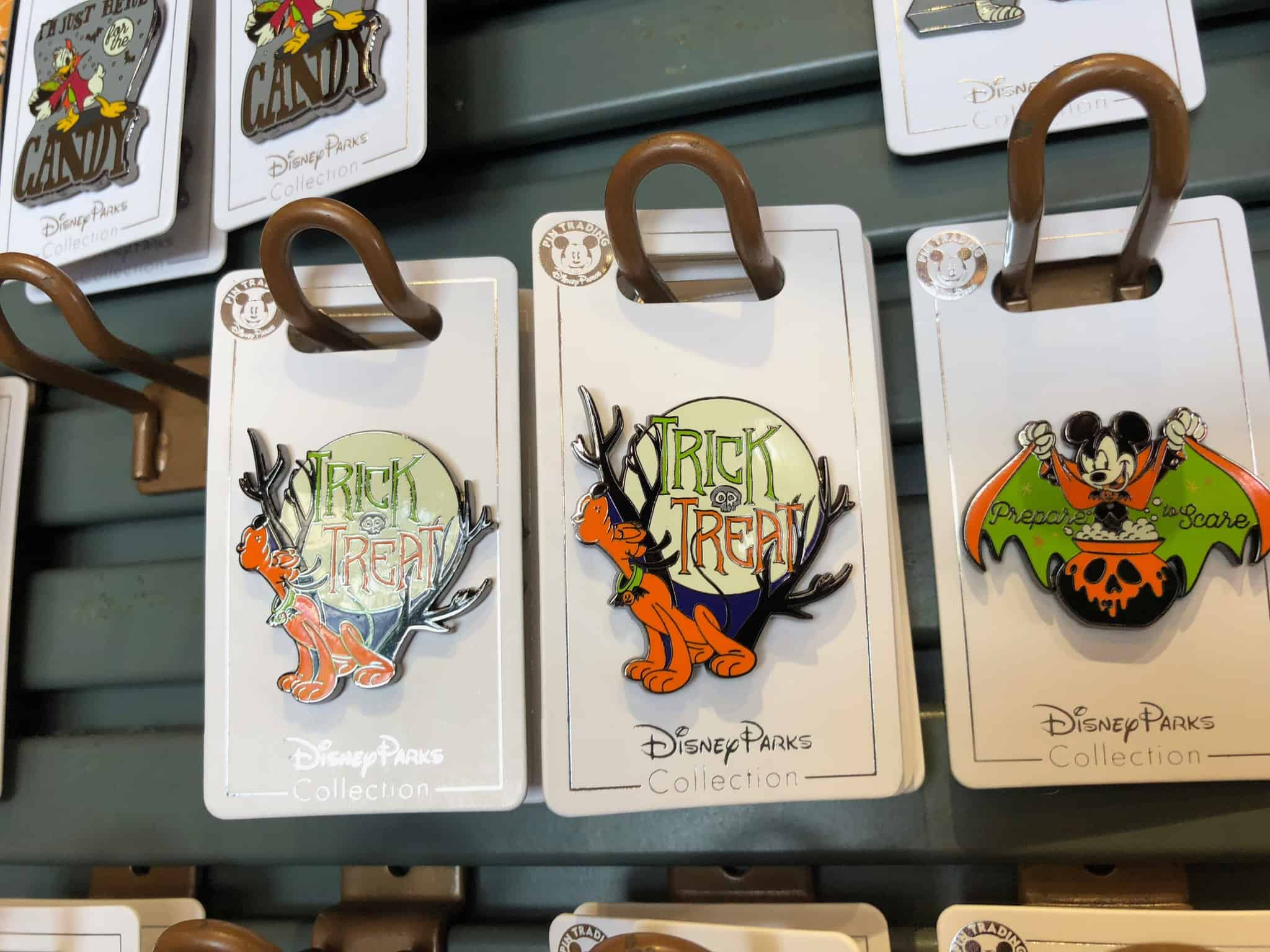 "Pluto ""Trick or Treat"" Halloween 2018 Open Edition Pin, $9.99"