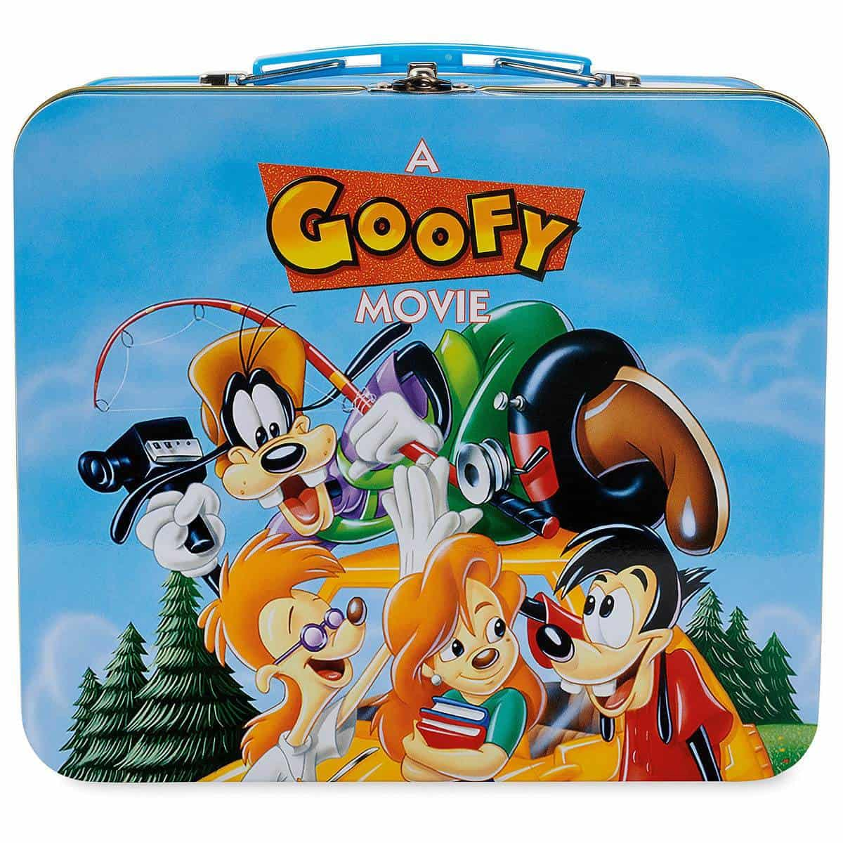 Photo of A Goofy Movie lunch box from Oh My Disney '90s Flashback Collection