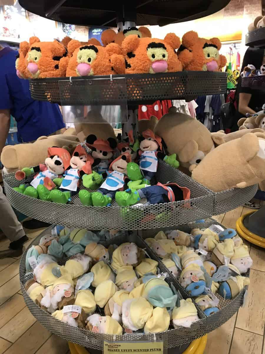 character warehouse dec 2018 plush selection