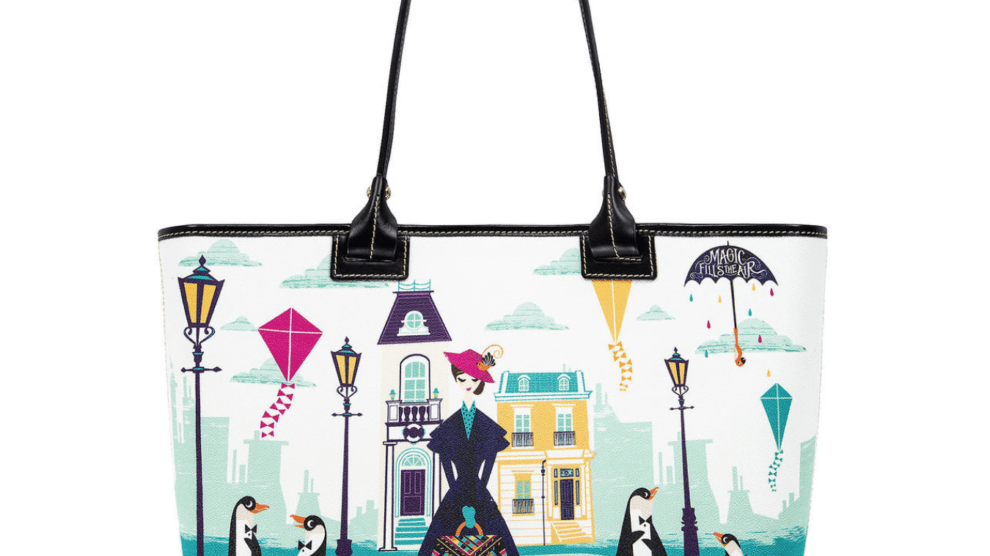 Mary Poppins tote