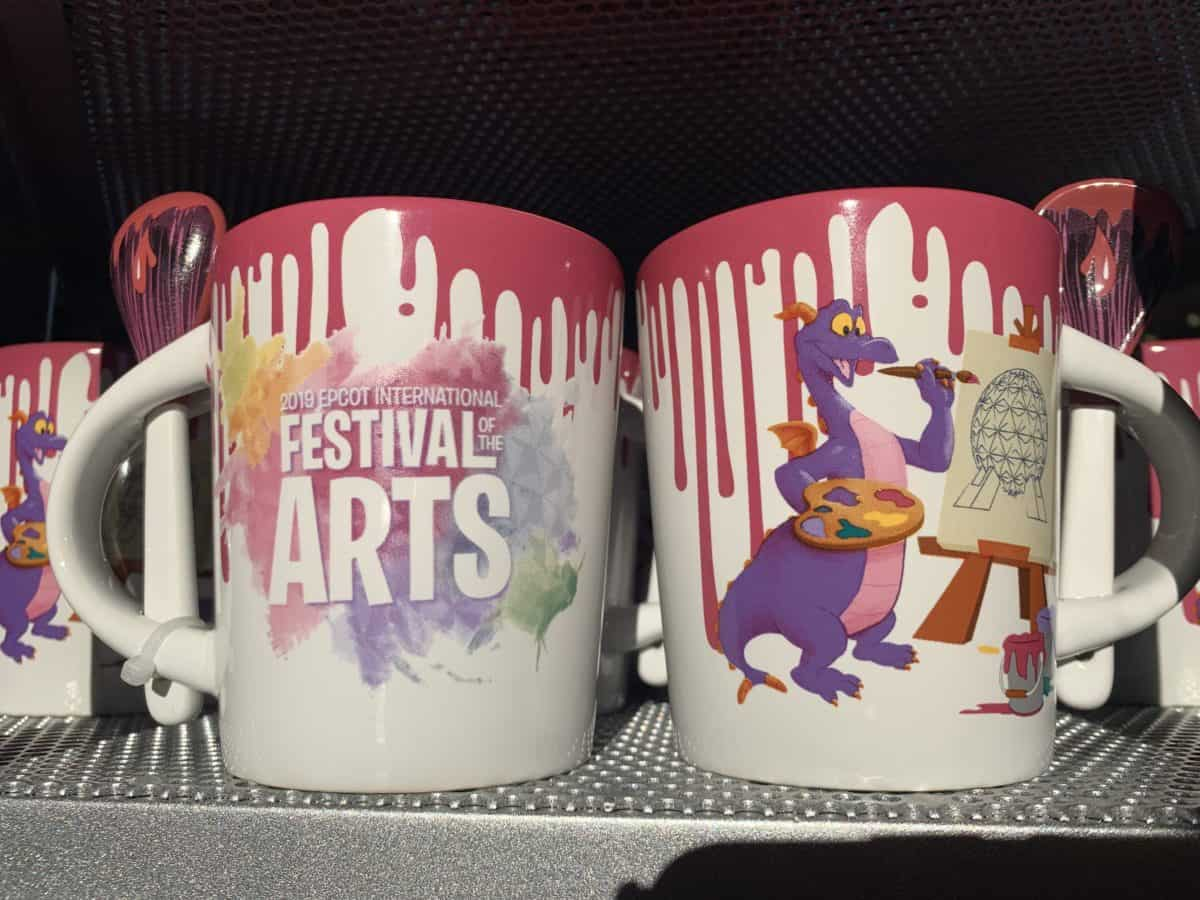 Festival Mug with Built-In Spoon - $22.99