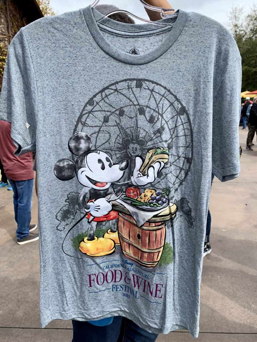DCA Food and Wine Festival 2019 Merchandise
