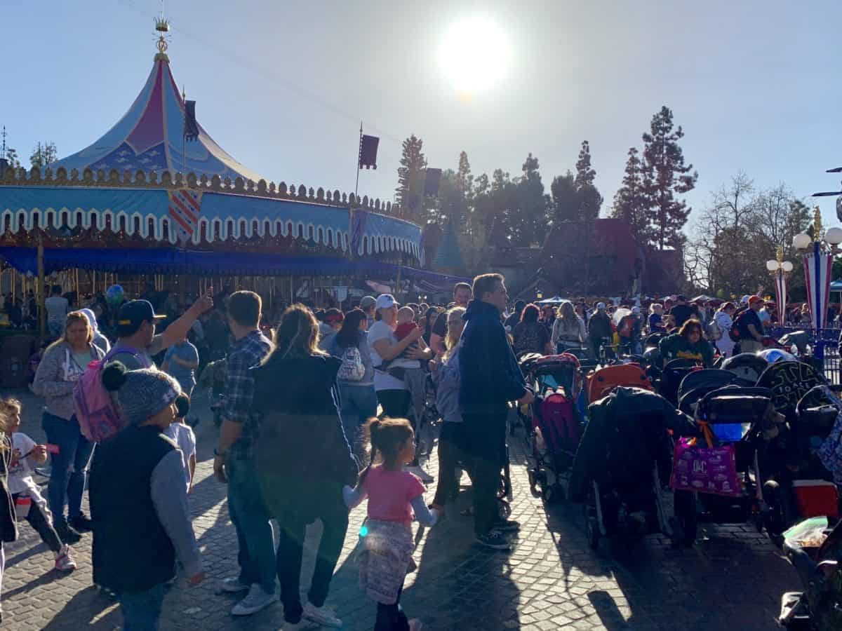 Disneyland Resort March 12 2019