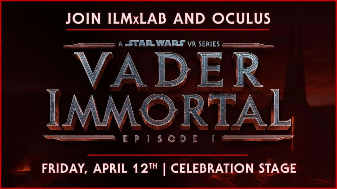 Episode 1 of Vader Immortal: A Star Wars VR Series Coming Soon