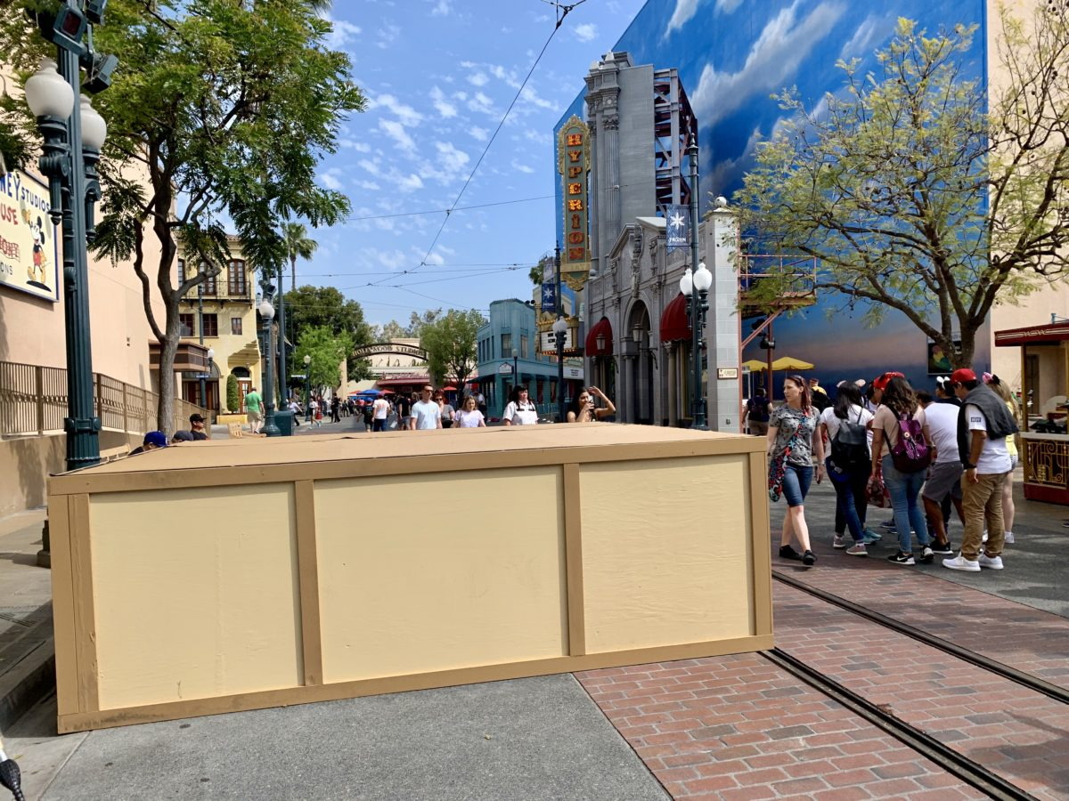 Disney California Adventure Photo Report April 20th