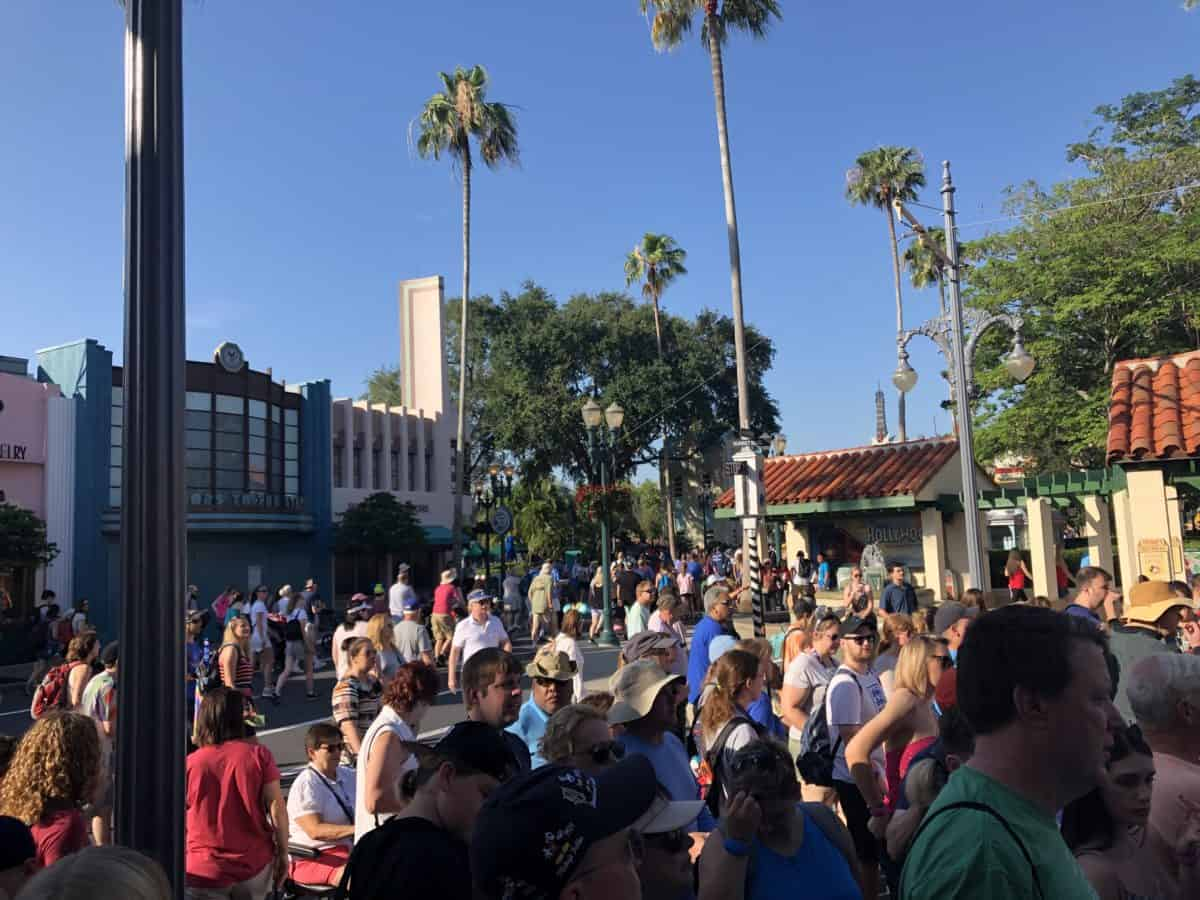 hollywood studios rope drop madness