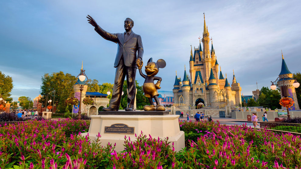 Disney profit plunges by more than half after theme parks close