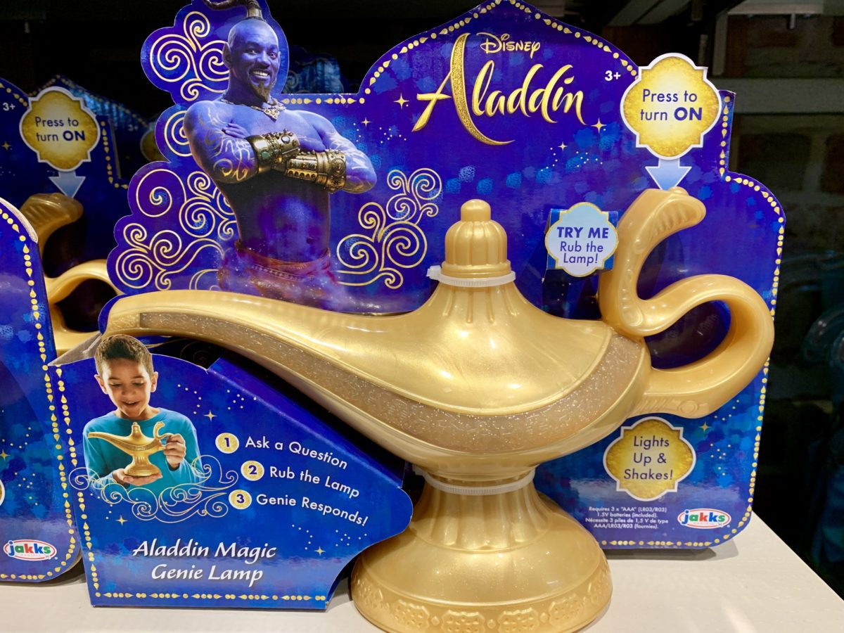 New Aladdin Merchandise World of Disney Disneyland Resort