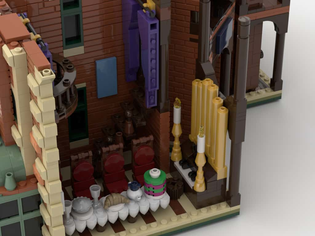 Lego Ideas Haunted Mansion 50th Anniversary
