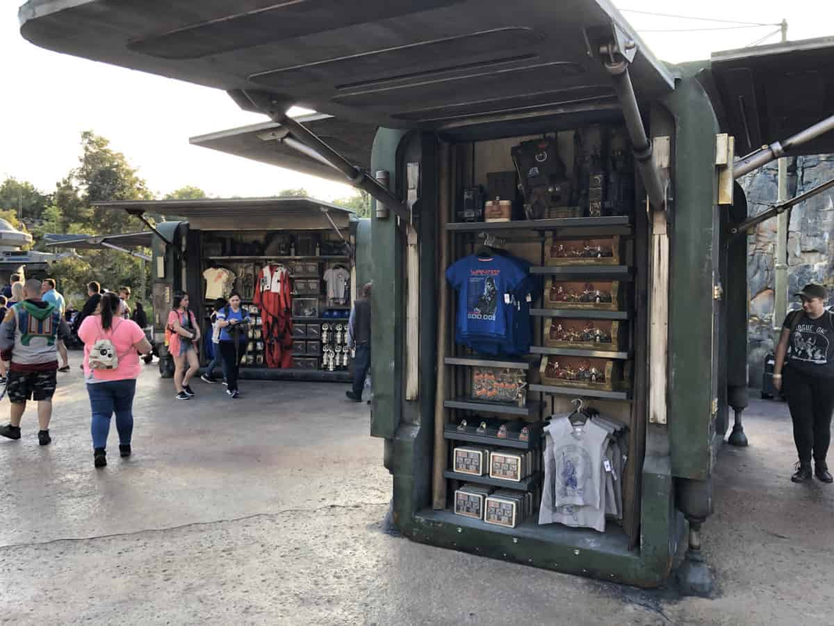 Star Wars: Galaxy's Edge Resistance Supply
