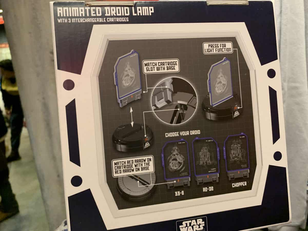 Star Wars: Galaxy's Edge Droid Depot