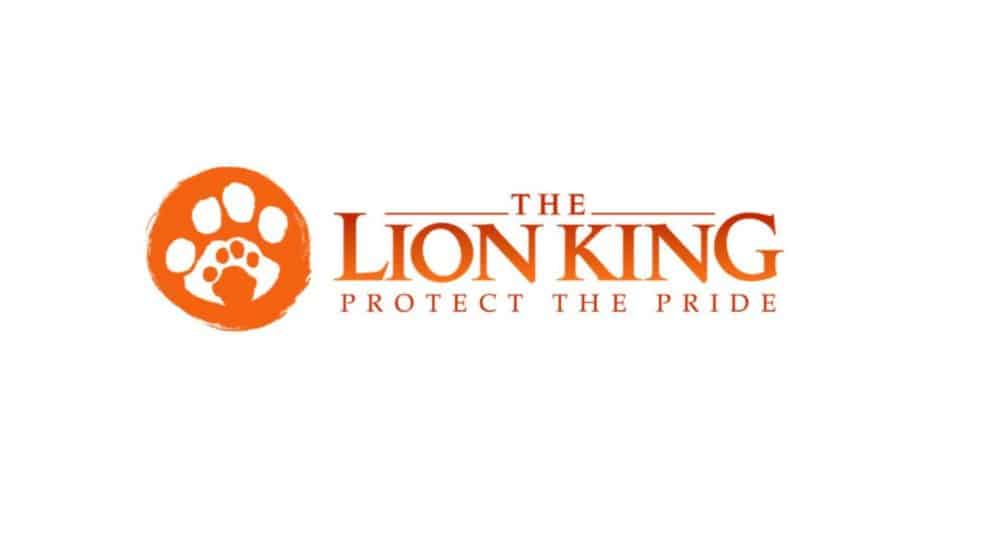 lion king protect the pride campaign