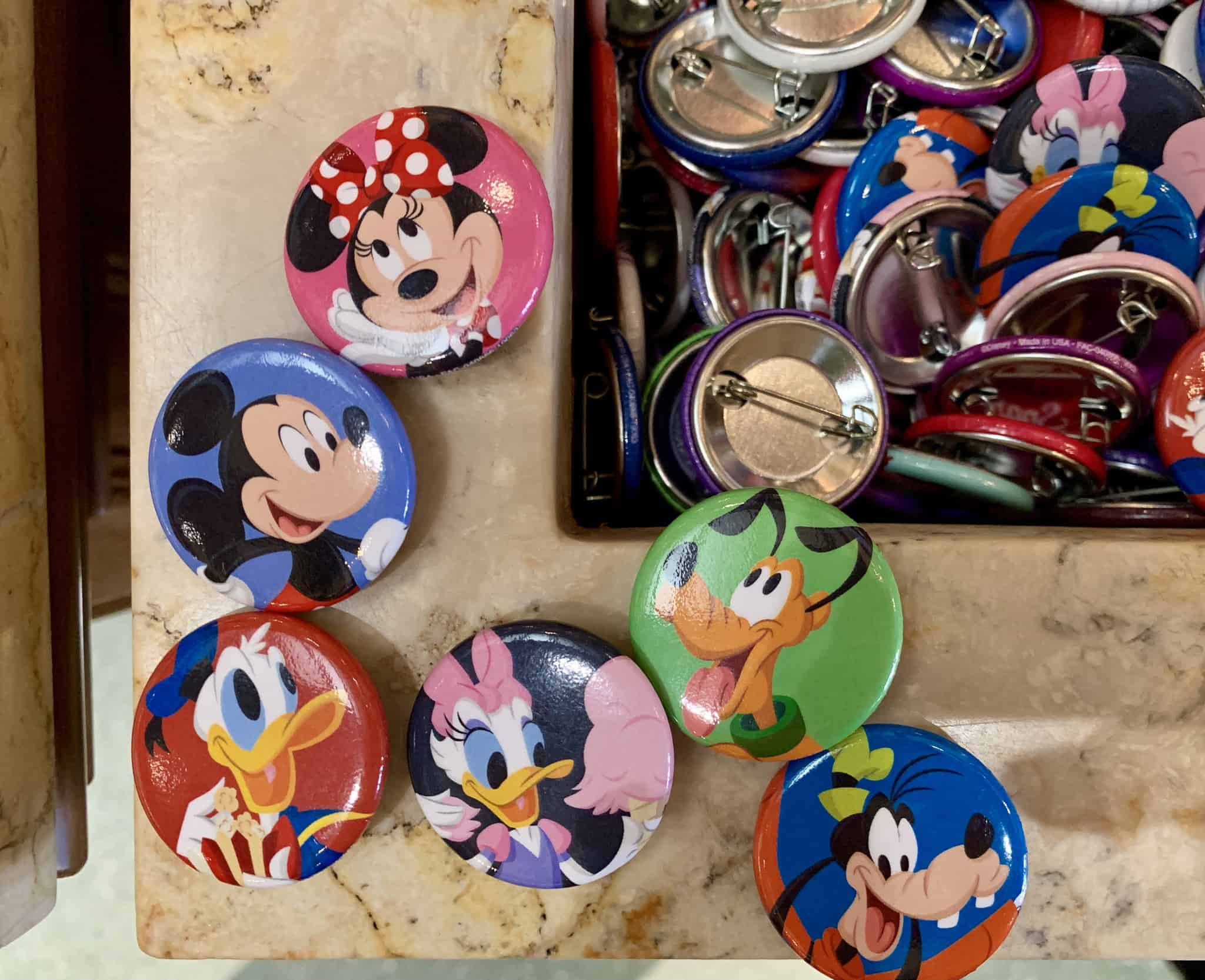 Disneyland Park Photo Report July 20 2019 Park Crowds, Buttons, and More