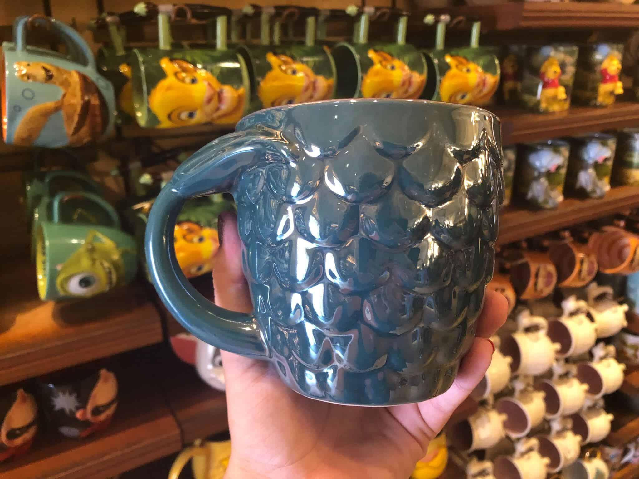 Mermaid Scale Mug