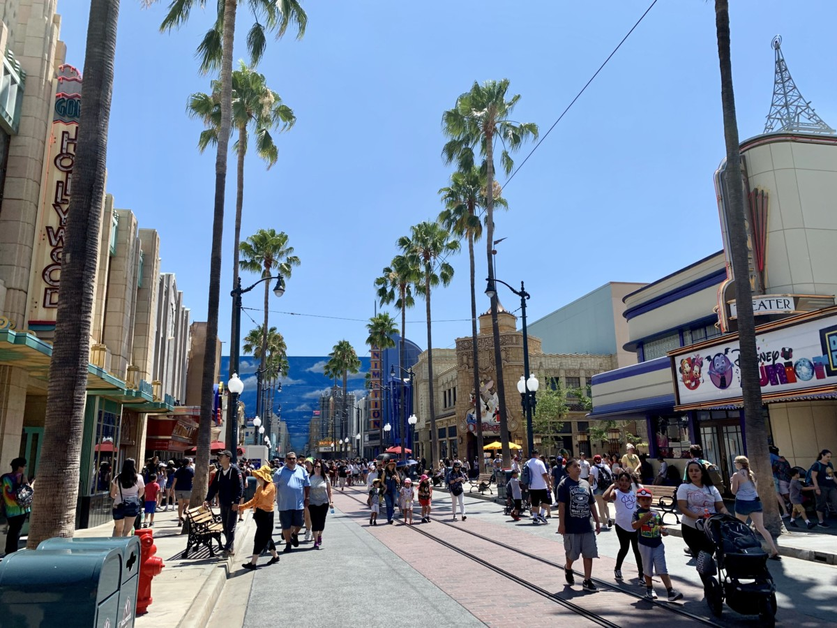Disney California Adventure Photo Report 8-11-19 Crowds, Mickey Missing from Silly Symphony Swings, New Merch