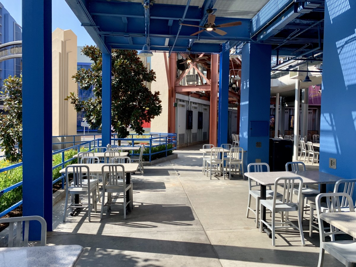 New Entrance to Mickey's PhilharMagic opens at Sunset Showcase Theater Disney California Adventure