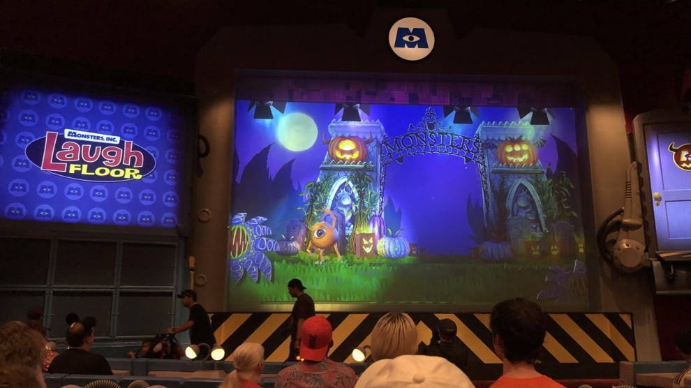 New Monster World Treat Trail and