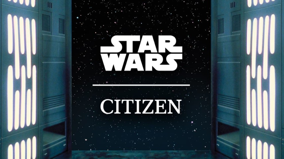 Citizen Watch and Star Wars team up to bring all new watch line for Force Friday