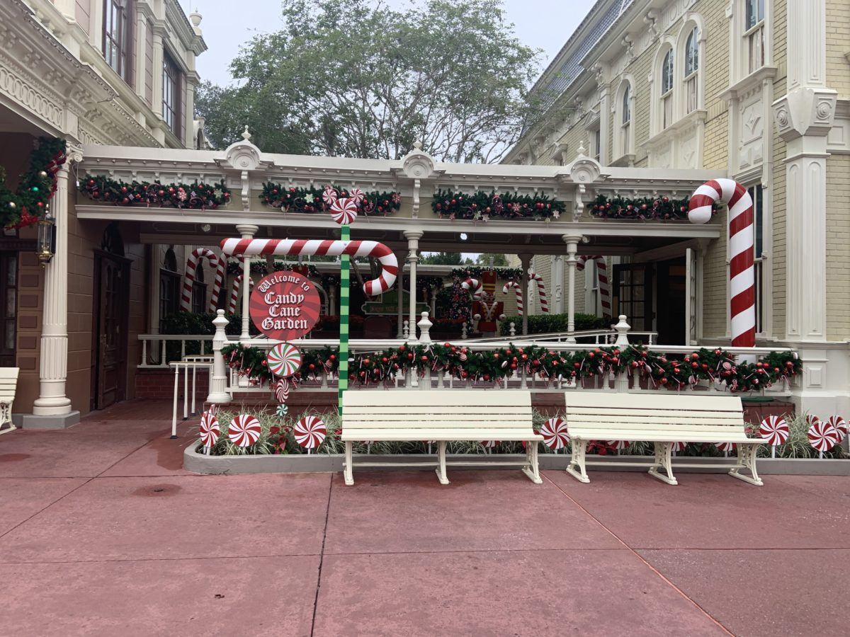 Main Street Christmas Decorations 11/6/19 (3)