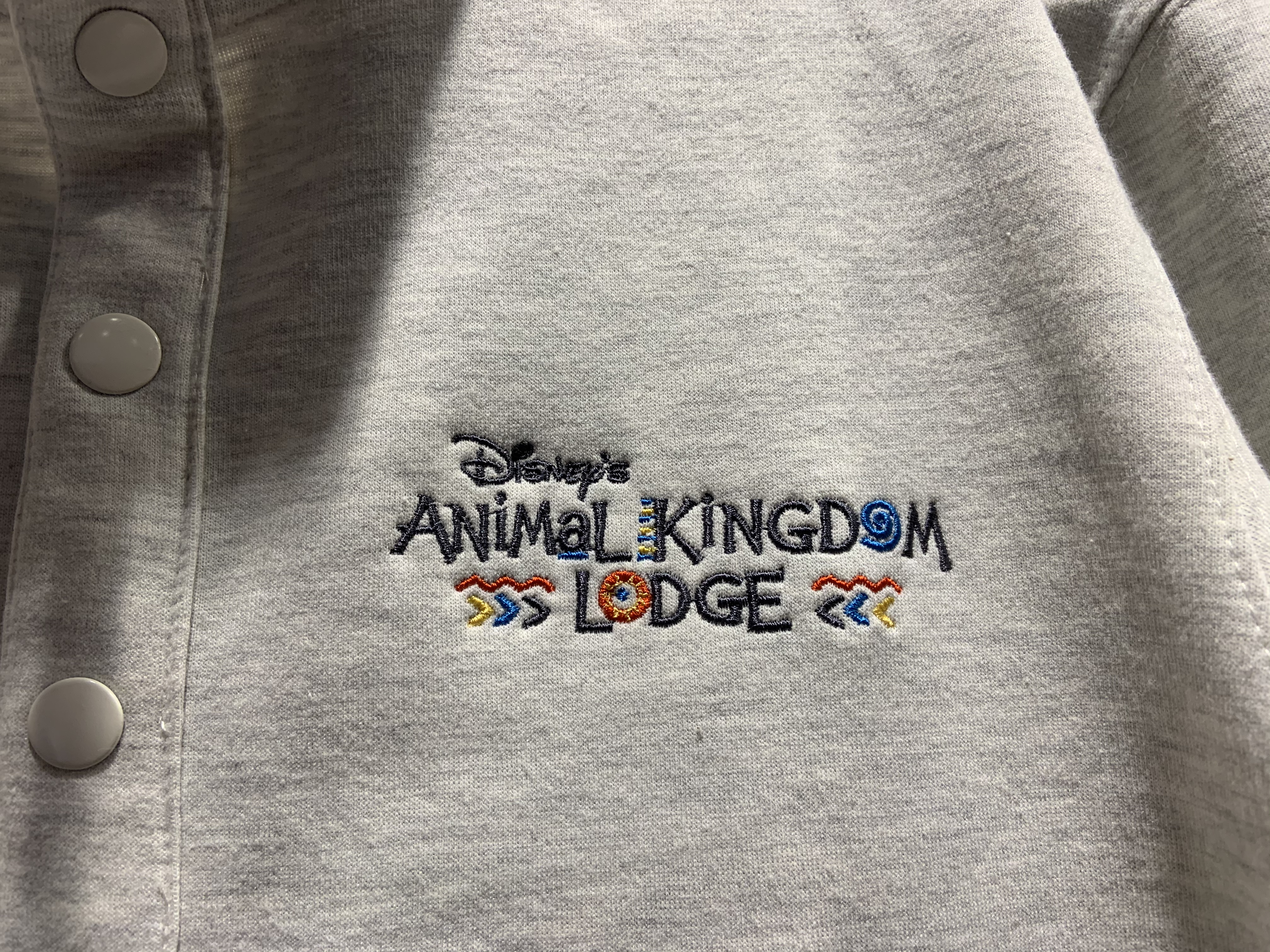 Animal Kingdom Lodge Merchandise 11/25/19 7