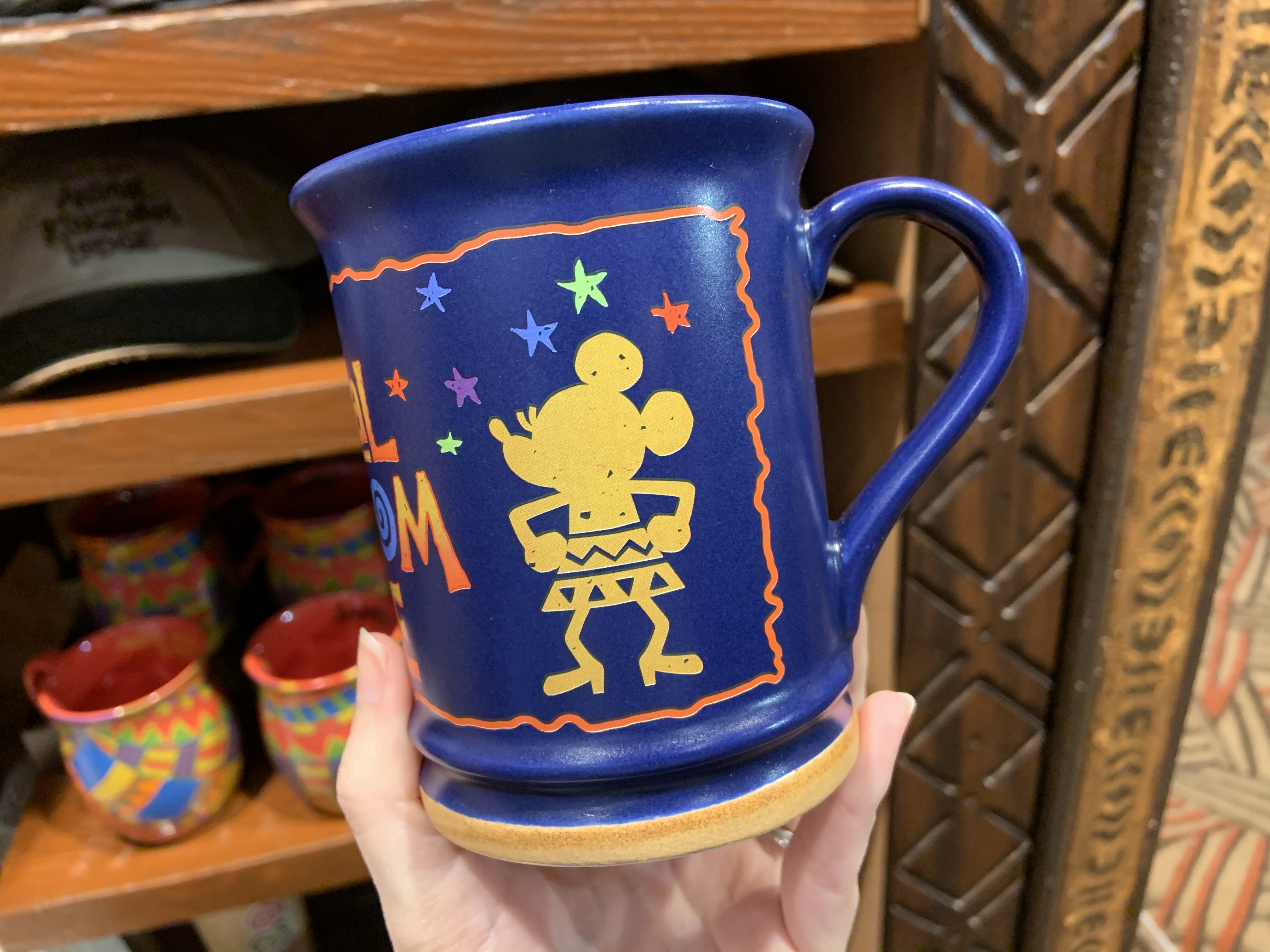 Animal Kingdom Lodge Merchandise 11/25/19 11