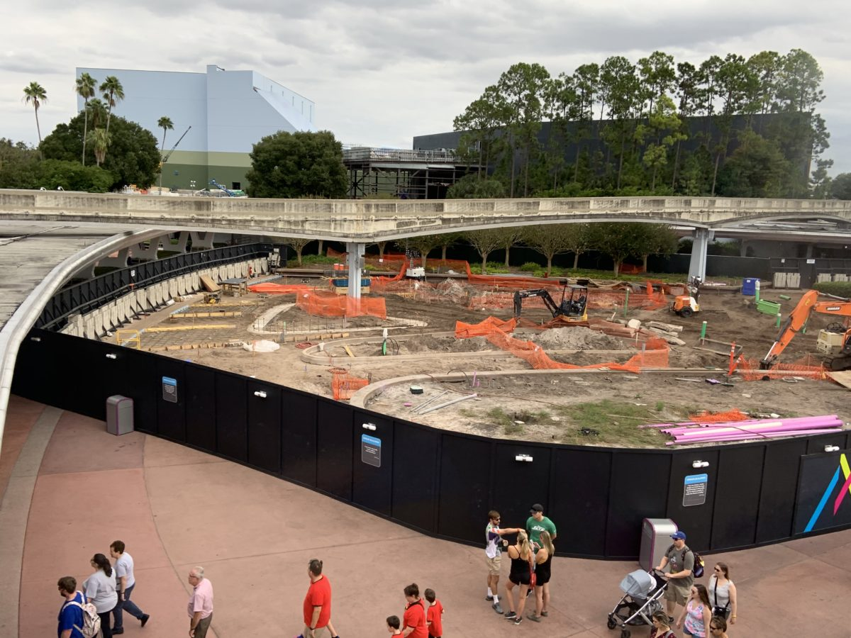 EPCOT new entrance fountain 11/3/19 (6)