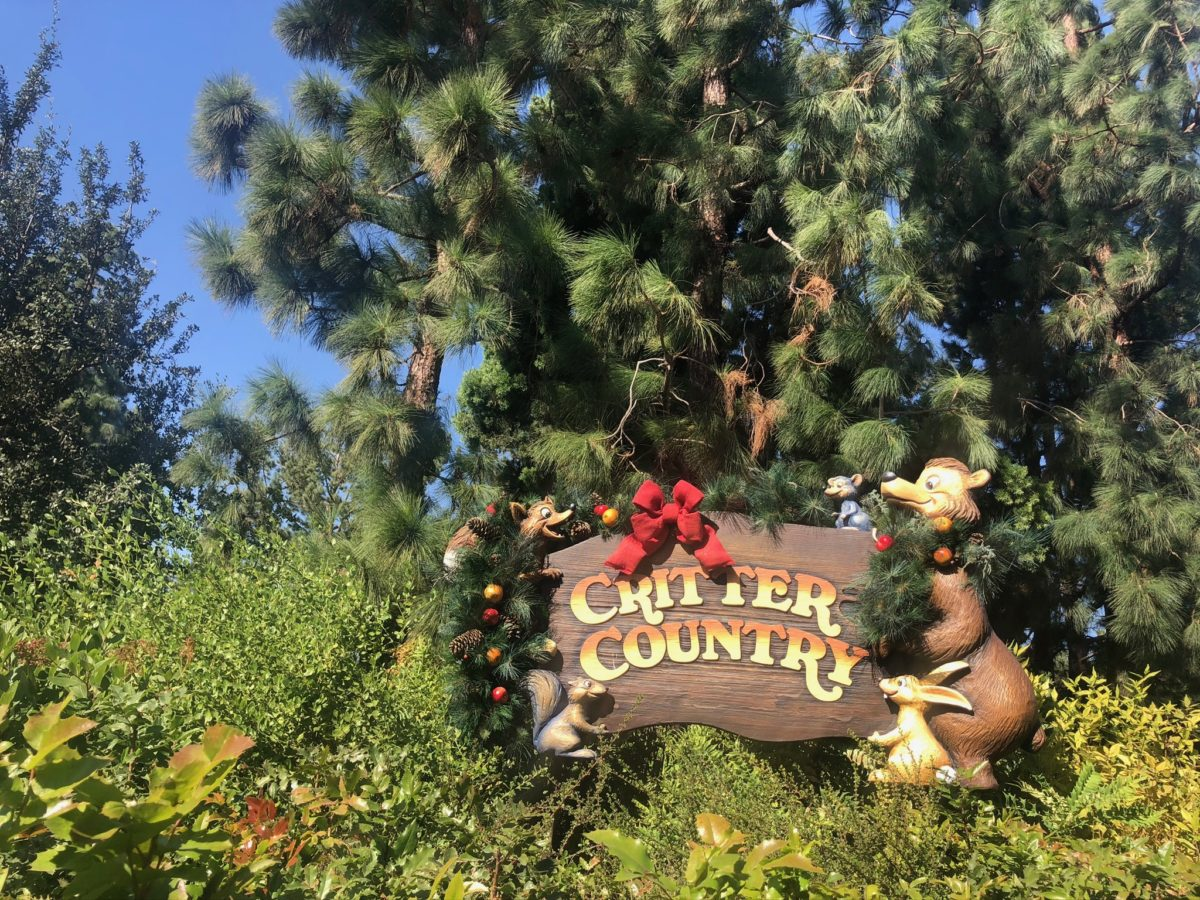 critter country christmas