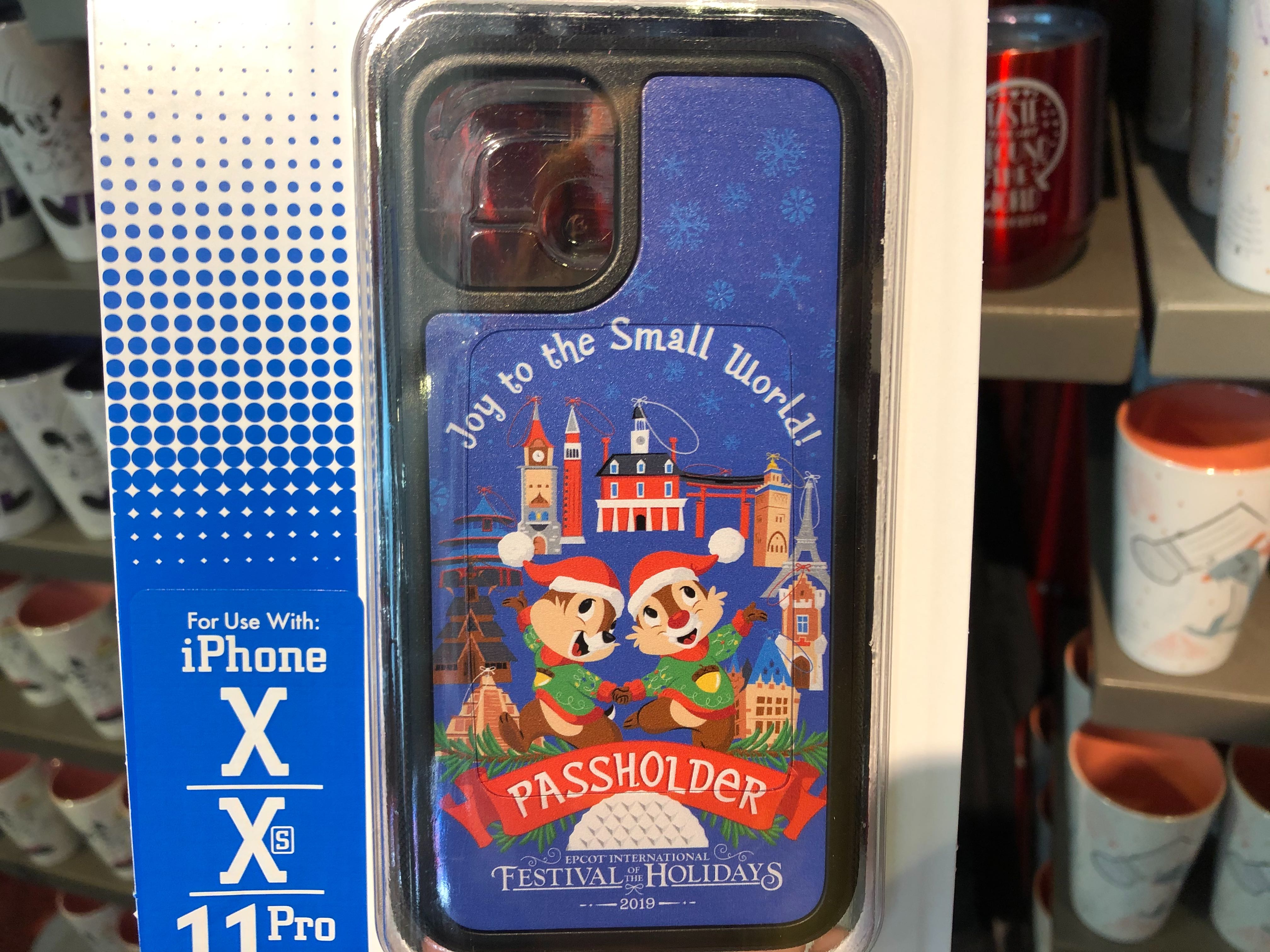 Passholder Festival of the Holidays Phone Case - $29.99