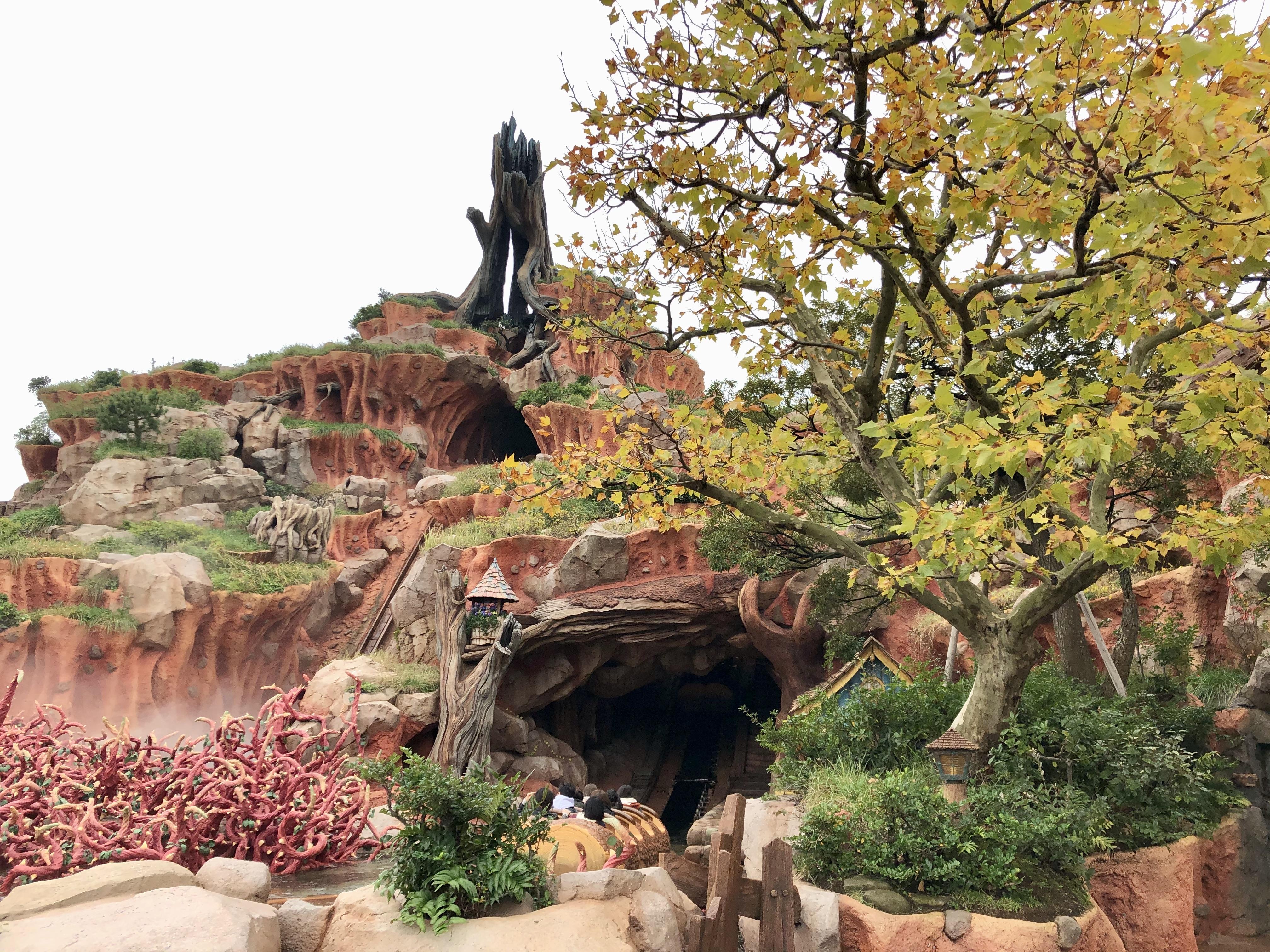 021-Tokyo-Disneyland-Splash-Mountain-Autumn-Leaves-by-Joshua-Meyer