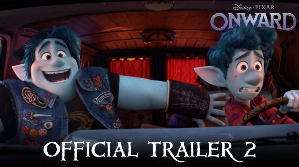 New trailer for Pixar's Onward implies that magical taverns are basically Denny's