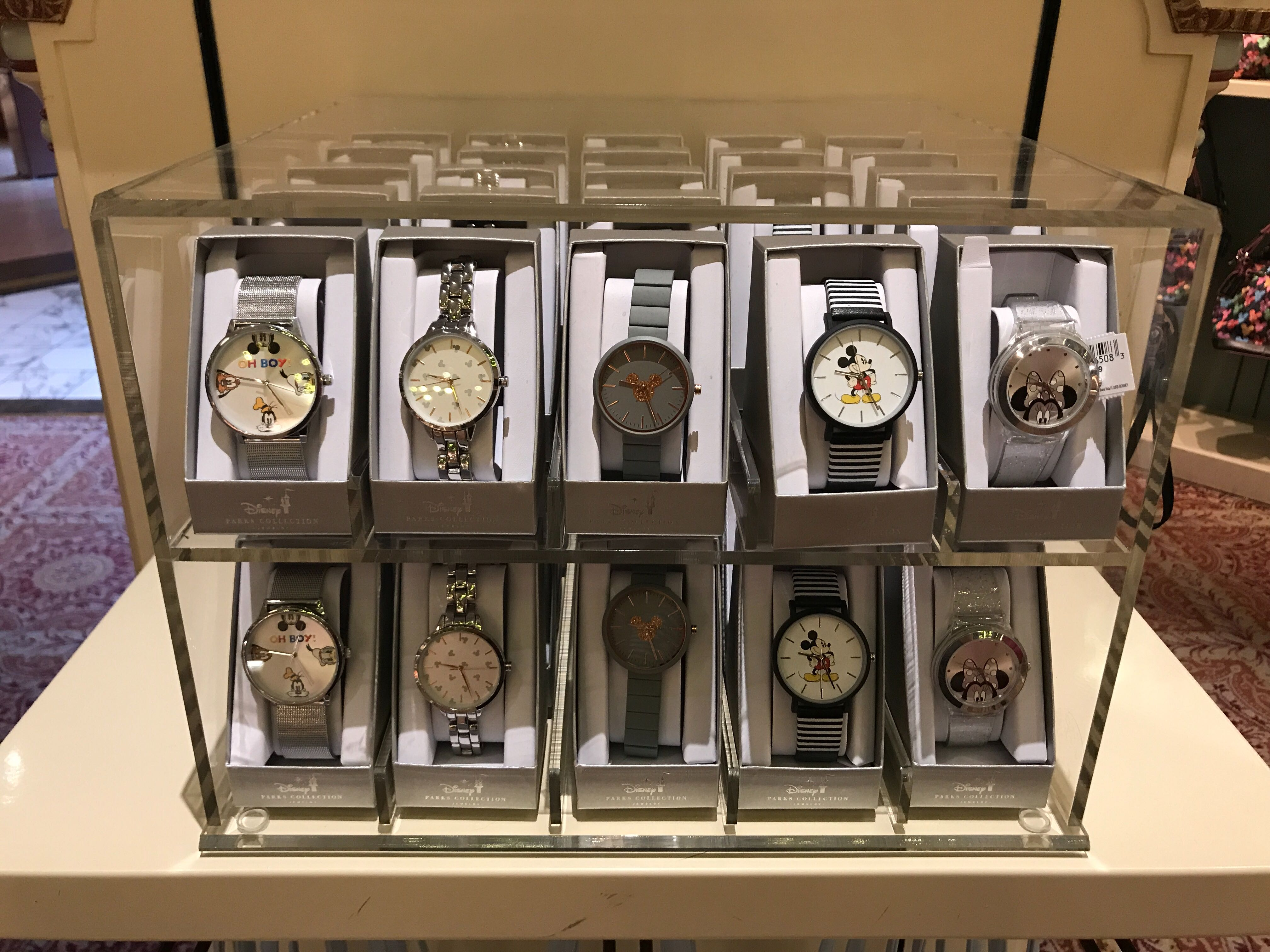 New Disney Parks Watch Collection Makes a Timely Debut at Walt Disney World