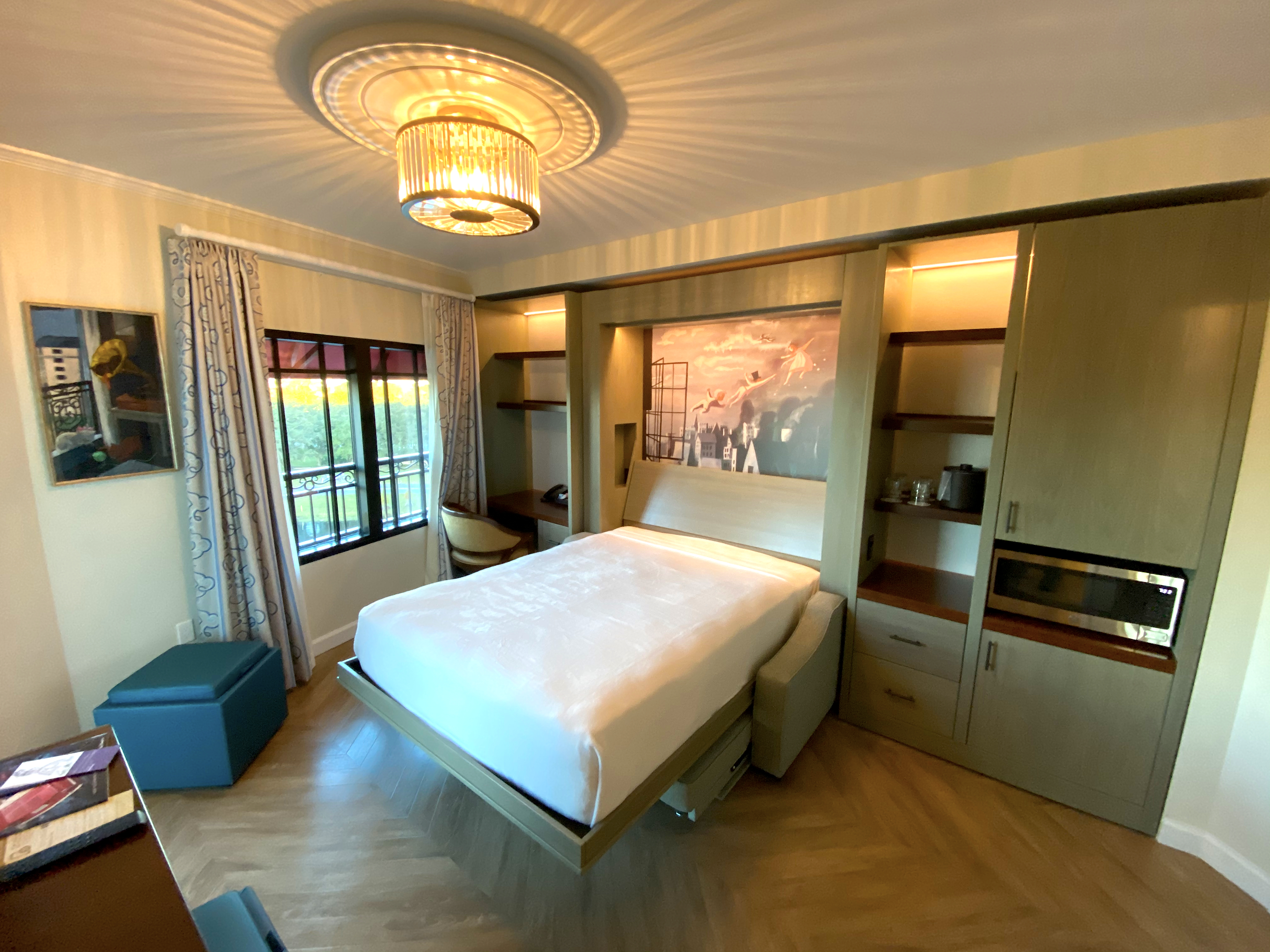 Picture of: Guests Asked Not To Use Any Wall Mounted Beds Including Tower Studios As Issues Persist At Disney S Riviera Resort Wdw News Today
