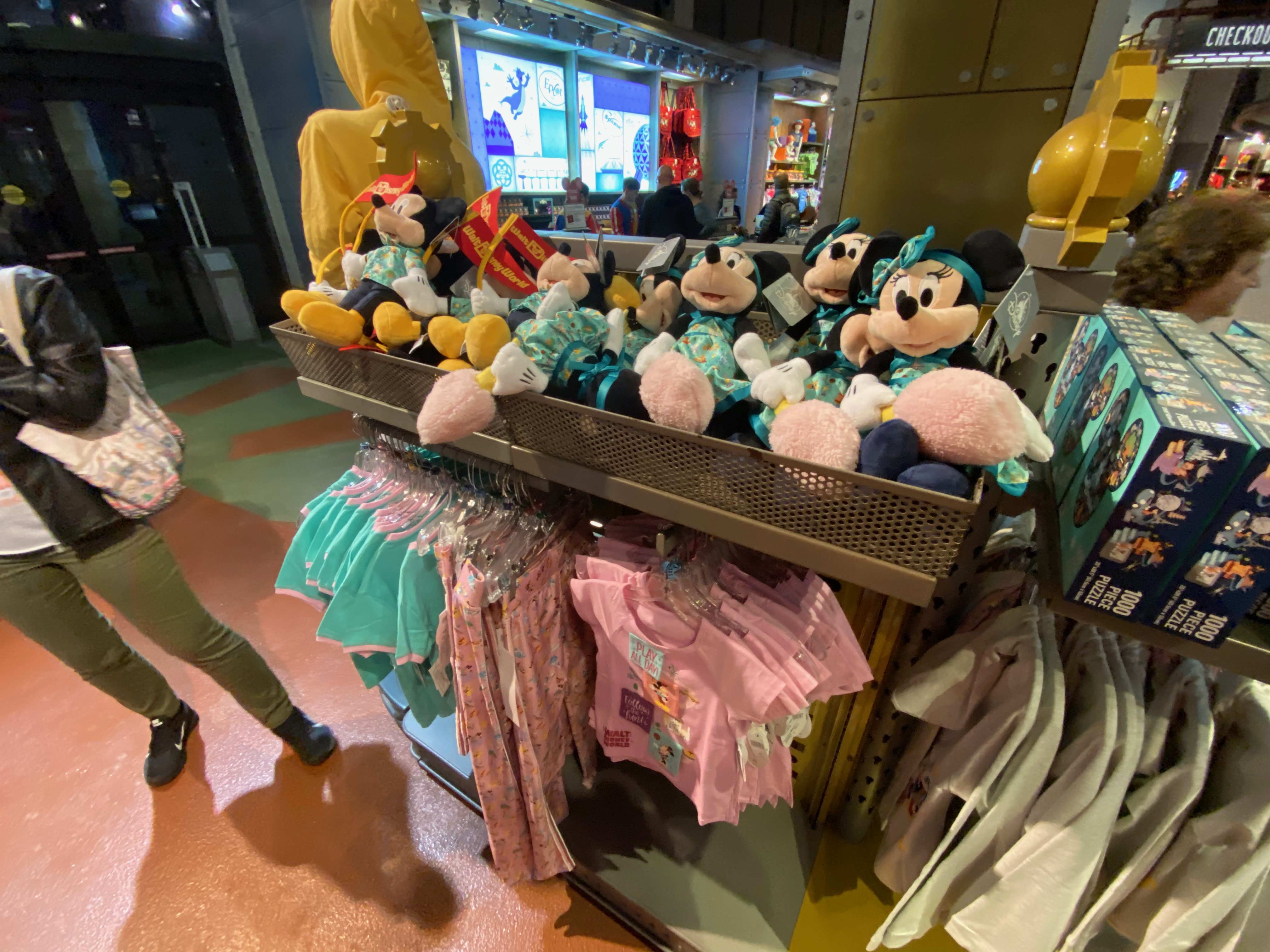 New Park Life Merchandise Collection Arrives at the Walt Disney World Resort