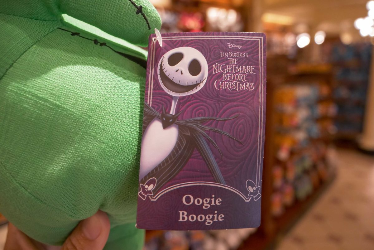 nightmare before christmas plushes