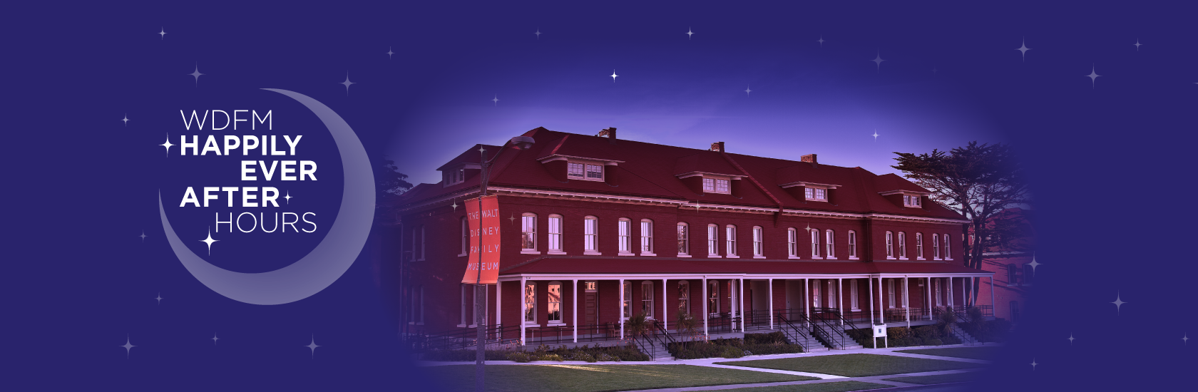 """Walt Disney Family Museum """"Happily Ever After Hours Talks ..."""