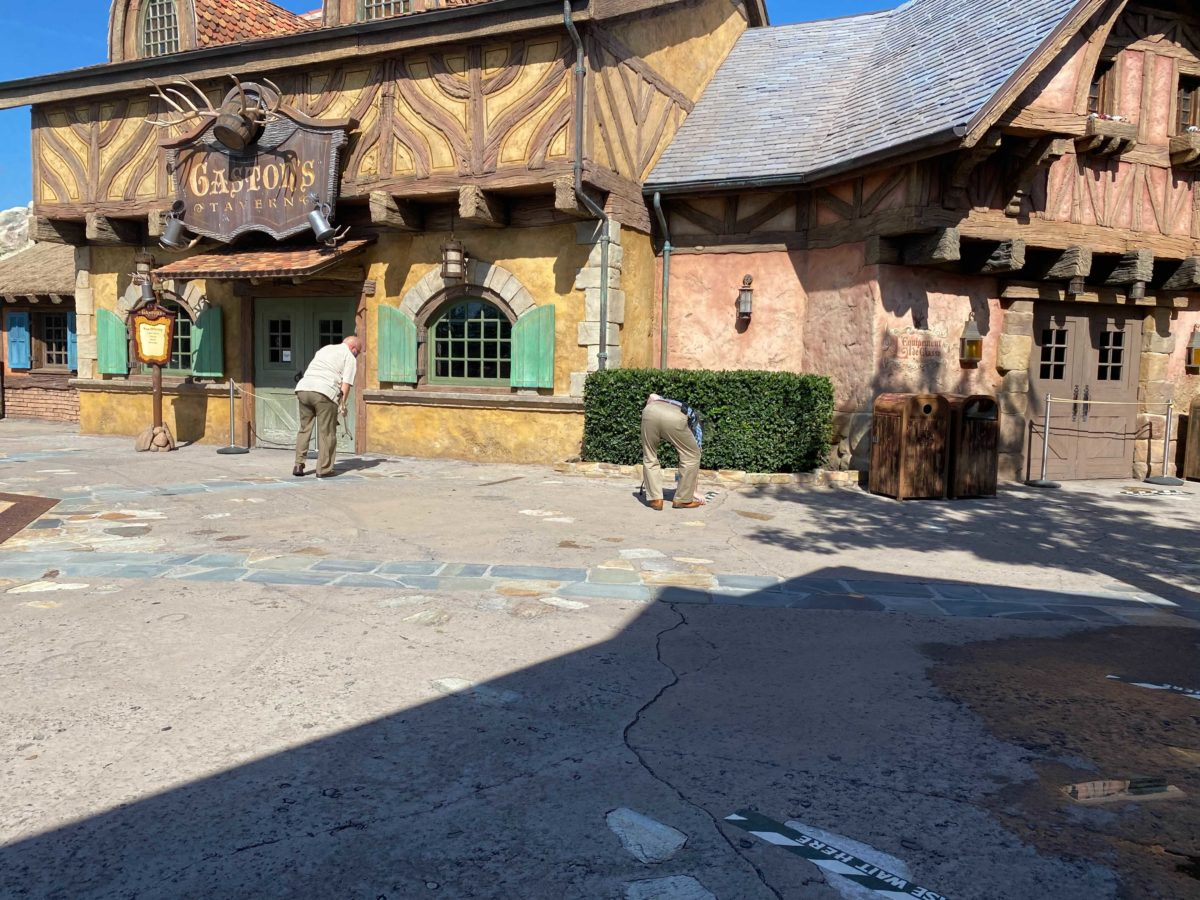 gastons-tavern-prepares-to-reopen-magic-kingdom-8